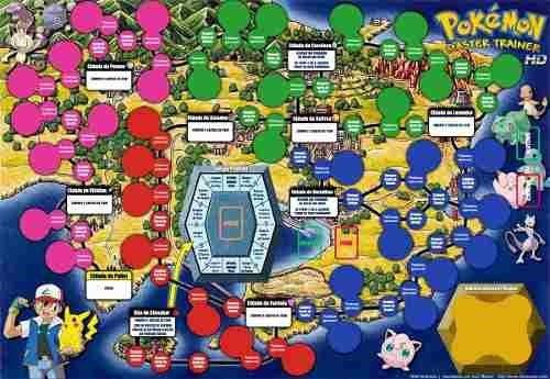 Mestre Dos Treinadores Com Novos Pokemons Versao 2019