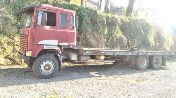 Scania Scania 141 Prancha Fixa Troco Por Mais Novo