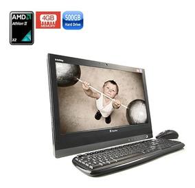 Computador All In One Itautec Infoway 4gb Hd 500gb 20