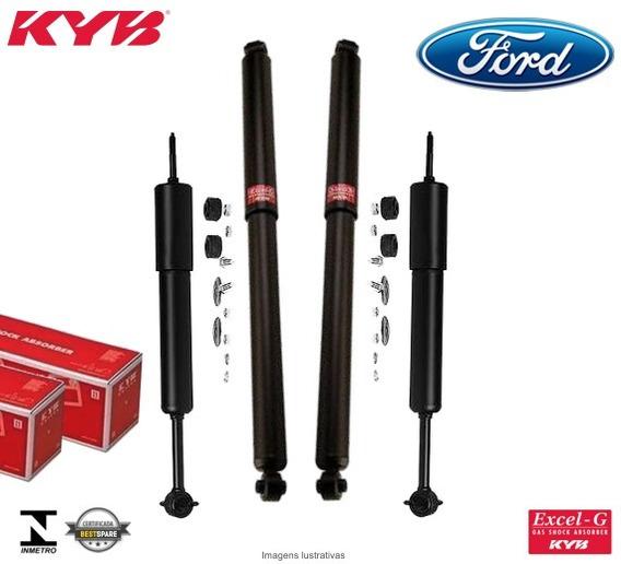 4 Amortecedorres Kayaba Ford Ranger (exceto Sport) 1998/2012