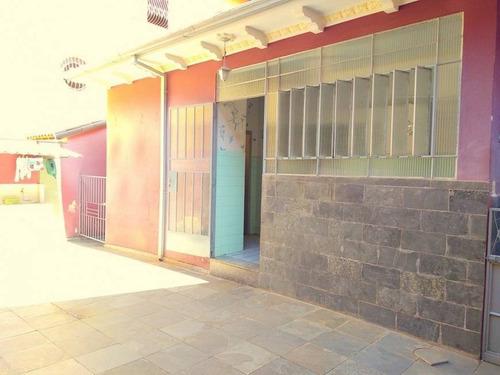 Casa Com 4 Quartos Para Comprar No Santa Tereza Em Belo Horizonte/mg - 3013