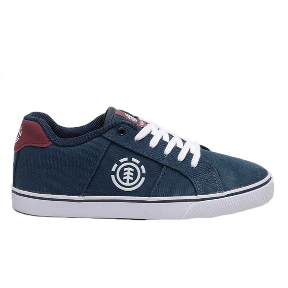 Zapatillas Element Winston Navy White Niño - Bfctqewinvw