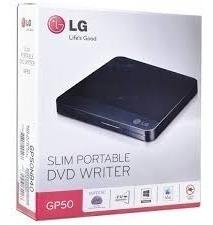 Unidad Dvd Extrena Lg Quemador Lg 8x Gp50 (105 Americanos)