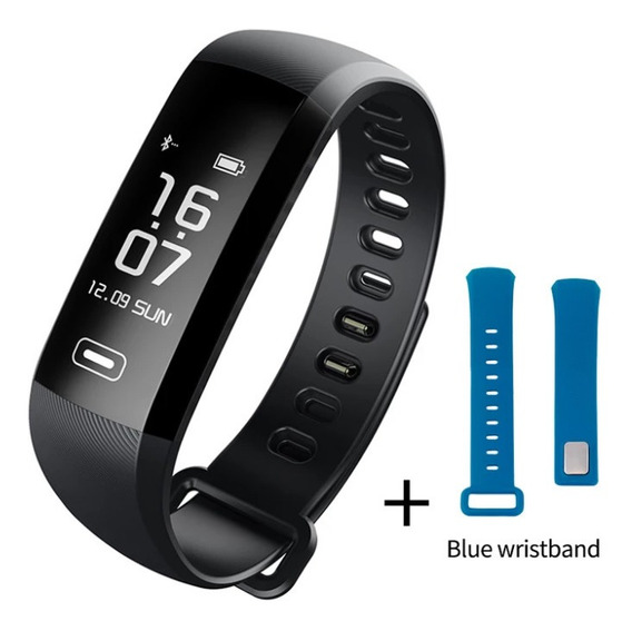 Relógio Bracelet Inteligente R5 Max + Pulseira Extra