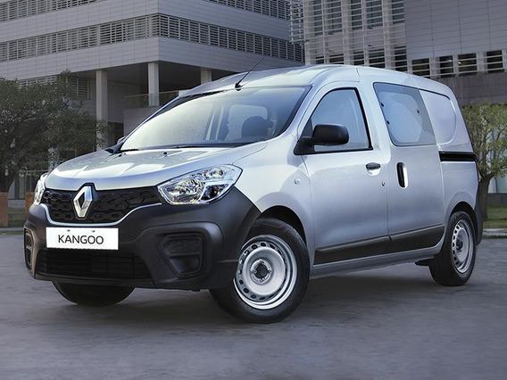 Renault Kangoo Ii Express Profesional 0km 2019 Financiado #1