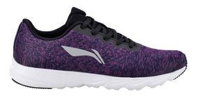 Tenis Atleticos Running Light Mujer Li Ning Lin026