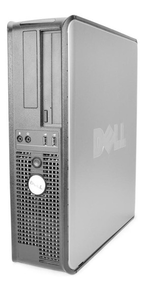 Cpu Dell Gx520 / P4 3.00ghz Dual Core / 2gb Ram / 160gb Hd