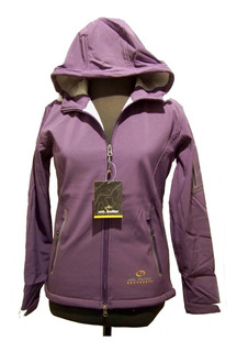 Campera Mt Buller Adelaide Sof Shell Mujer Rompe Vientos Wp