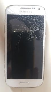 Celular Samsung Galaxy Gt-i9195 Sucata Ref: X5