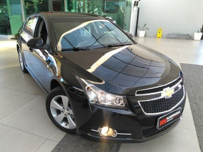 Cruze Lt 1.8 Hb At Couro *78.600km*