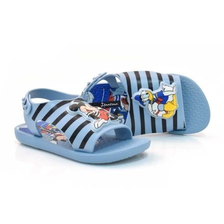 Sandalia Menino Ipanema Infantil Love Disney 26111 Azul