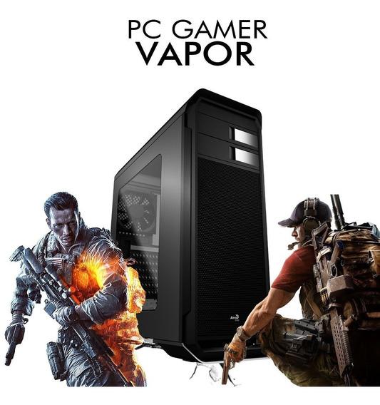 Pc Gamer Vapor - Intel Pentium G5400, Gtx 1660 6gb, 1tb, 8gb