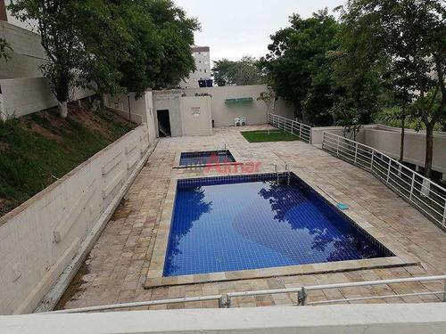 Apto Duplex 103 M² 2 Dorms No Jd. Santa Terezinha - V8525