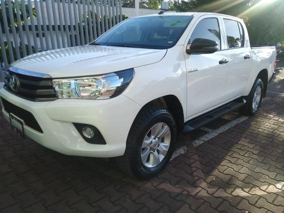 Toyota Hilux Dob Cab Sr 2019