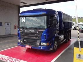 Scania P 310 6x4 Completa Caçamba Basculante Selectrucks