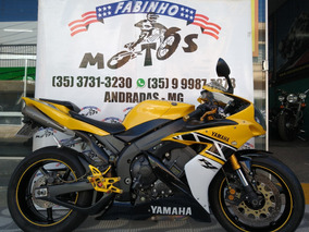 Yamaha Yzf R1 Edição Especial 2006 Amarela Novíssima!!!
