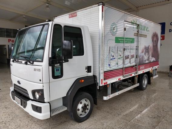 Ford Cargo 816 2019 C/bau(51milkm)