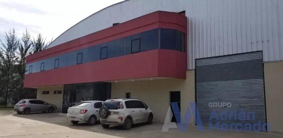 Nave Industrial Con Detalles De Categoría, Dentro Del Parque Industrial Canning, Etapa 1.