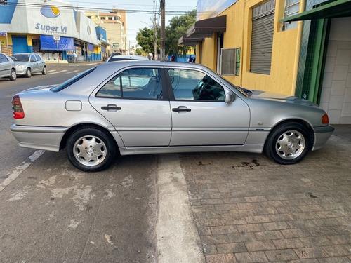Imagem 1 de 6 de Mercedes Benz C-180, Ano 1998