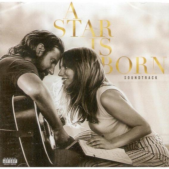 Cd Lady Gaga - A Star Is Born - Novo Lacrado***
