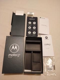 Caixa Moto G8 Plus
