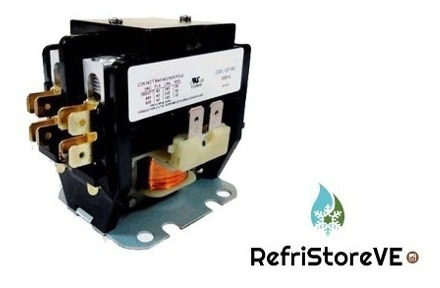 Contactor 2 Polos 24v 40 Amp