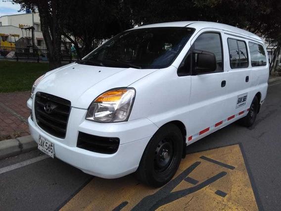 Hyundai Starex Publica Pasajeros 2.5 Turbo Diesel Mec.full