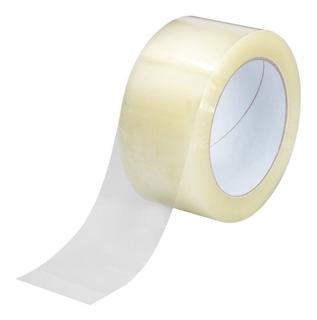 Cinta De Embalaje Plastico 100m 4.5cm Transparente