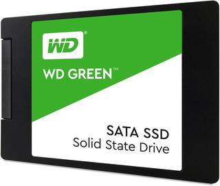 Disco Duro Solido 480 Gb Ssd +sata 2.5 +western Digital