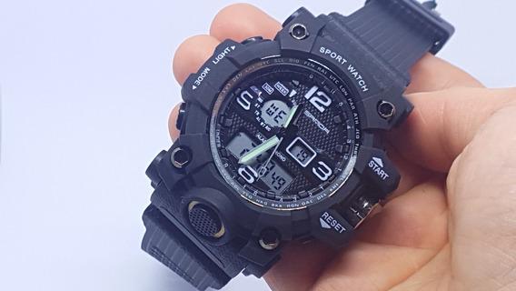 Relógio Masculino Prova De Água S-shock Digital Cassio