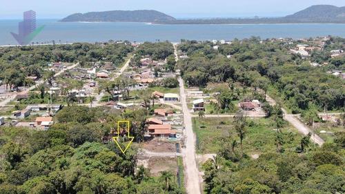 Terreno À Venda, 300 M² Por R$ 63.000 - Praia Dos Veleiros - Itapoá/sc - Te0826