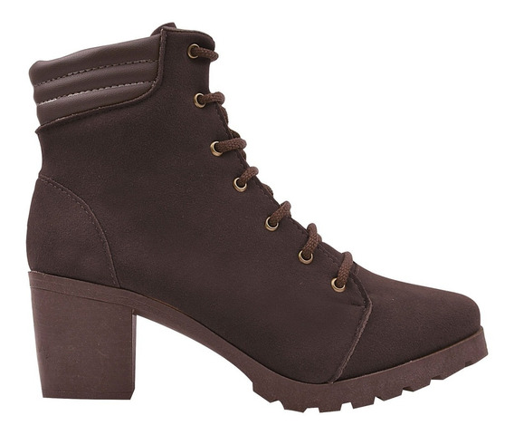 Bota Coturno Sapato Feminino Chiquiteira Chiqui/4047