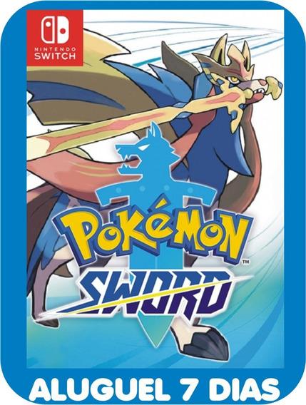 Pokémon Sword *locação 7 Dias*