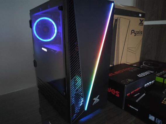 Pc Gamer - 9º Geração - Gtx 1650 Msi Gaming X - Ssd 256 Gb