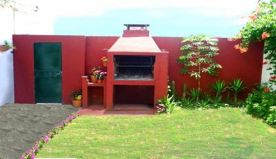 Alquiler Mar De Ajo A 1 Cuadra Del Mar Casa Ph Con Jardin