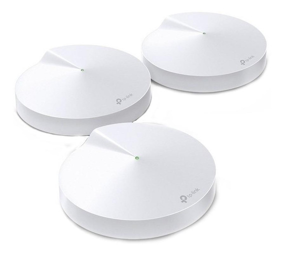 Tp-link Deco M9 Plus Mesh Wi-fi Ac2200 Tri Band (3-pack)