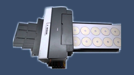 Impresoras Credenciales. Imprime 4 Credenciales Y 3 Cd X Min