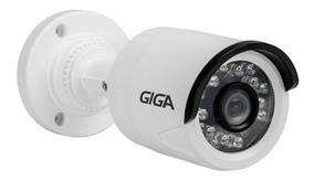 Câmera Segurança Hd 720p Infravermelho 20 Metros - Giga