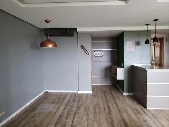 Apartamento Cond.pedra Bonita 3dm Vista Para O Guaíba