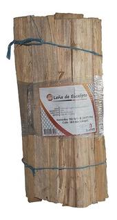 Leña Chimenea Encendido Lento La Leñería Atado 40 Cm 5 Kg