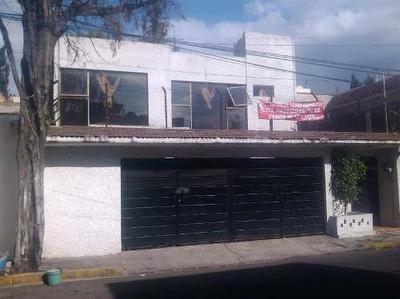 Candelaria, Casa En Venta, Coyoacán, Cdmx.