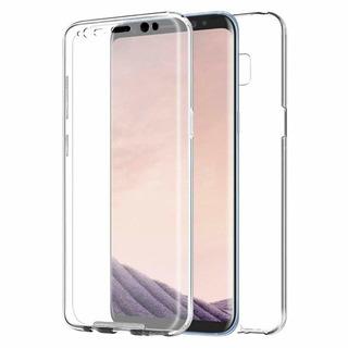 Capa Capinha Case 360 Galaxy S10 Plus Frente E Verso Incolor