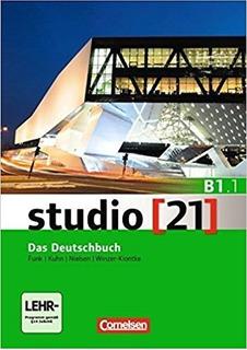 Studio 21 B1/1 - Kursbuch + Dvd
