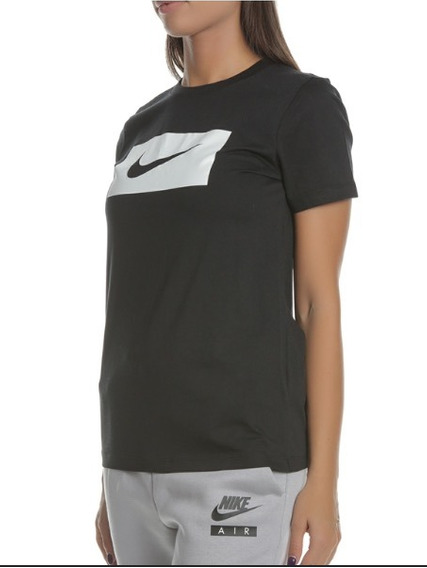 Playera Deportiva Para Dama Marca Nike Talla M Nueva 599$