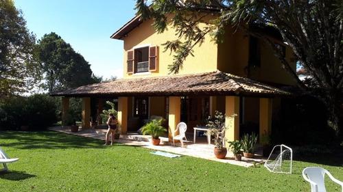Imagem 1 de 15 de Casa Com 5 Dormitórios À Venda, 650 M² Por R$ 3.500.000 - Condomínio Village Visconde De Itamaracá - Valinhos/sp - Ca1921