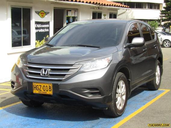 Honda Cr-v Lx At 2400 4x2