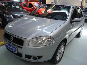 Fiat Palio Elx 1.4 Flex 2008 Prata (completo)