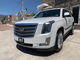 Cadillac Escalade 6.2 Plinum 4x4 At 2017