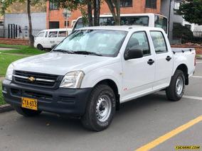 Chevrolet Luv D-max 2400cc Mt 4x2