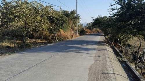 Bello Terreno Arboles Frutales Ubicadisimo En Yautepec